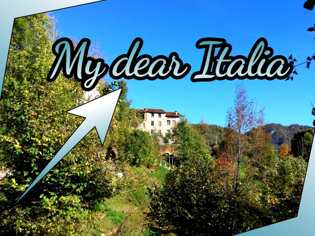 My dear Italia blog